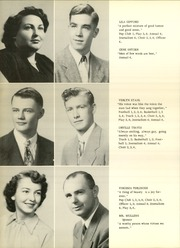 Page 16, 1952 Edition, Paxton High School - Tiger Yearbook (Paxton, NE) online yearbook collection