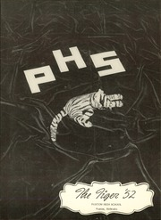 Page 7, 1952 Edition, Paxton High School - Tiger Yearbook (Paxton, NE) online yearbook collection