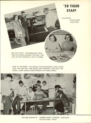Page 11, 1958 Edition, Paxton High School - Tiger Yearbook (Paxton, NE) online yearbook collection