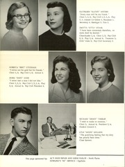 Page 14, 1958 Edition, Paxton High School - Tiger Yearbook (Paxton, NE) online yearbook collection