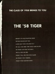 Page 5, 1958 Edition, Paxton High School - Tiger Yearbook (Paxton, NE) online yearbook collection