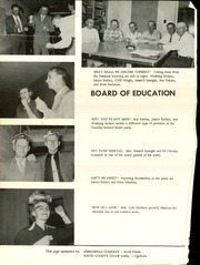 Page 6, 1958 Edition, Paxton High School - Tiger Yearbook (Paxton, NE) online yearbook collection
