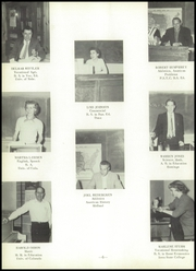 Page 10, 1958 Edition, Lyons High School - Roar Yearbook (Lyons, NE) online yearbook collection