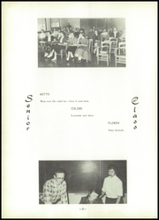 Page 12, 1958 Edition, Lyons High School - Roar Yearbook (Lyons, NE) online yearbook collection