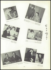 Page 7, 1958 Edition, Lyons High School - Roar Yearbook (Lyons, NE) online yearbook collection