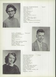 Page 12, 1959 Edition, Sioux County High School - Warrior Yearbook (Harrison, NE) online yearbook collection