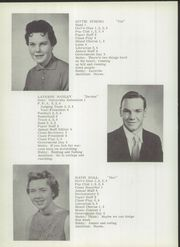 Page 14, 1959 Edition, Sioux County High School - Warrior Yearbook (Harrison, NE) online yearbook collection