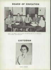 Page 8, 1959 Edition, Sioux County High School - Warrior Yearbook (Harrison, NE) online yearbook collection