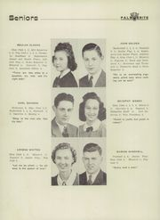 Page 10, 1942 Edition, Palmer High School - Palmerite Yearbook (Palmer, NE) online yearbook collection