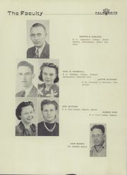 Page 7, 1942 Edition, Palmer High School - Palmerite Yearbook (Palmer, NE) online yearbook collection