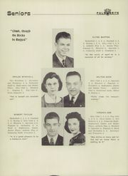 Page 8, 1942 Edition, Palmer High School - Palmerite Yearbook (Palmer, NE) online yearbook collection