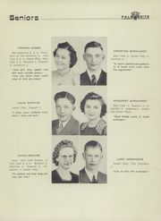 Page 9, 1942 Edition, Palmer High School - Palmerite Yearbook (Palmer, NE) online yearbook collection