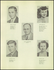 Page 17, 1948 Edition, Loomis High School - Green Wave Yearbook (Loomis, NE) online yearbook collection