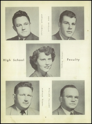 Page 10, 1953 Edition, Loomis High School - Green Wave Yearbook (Loomis, NE) online yearbook collection