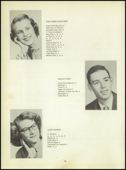 Page 16, 1953 Edition, Loomis High School - Green Wave Yearbook (Loomis, NE) online yearbook collection