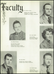 Page 10, 1954 Edition, Loomis High School - Green Wave Yearbook (Loomis, NE) online yearbook collection