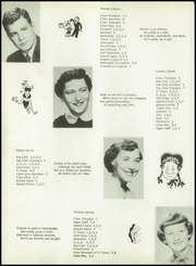 Page 16, 1954 Edition, Loomis High School - Green Wave Yearbook (Loomis, NE) online yearbook collection