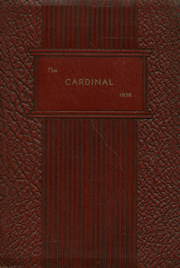 1938 Edition, Hayes Center High School - Cardinal Yearbook (Hayes Center, NE)