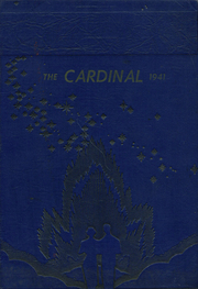 1941 Edition, Hayes Center High School - Cardinal Yearbook (Hayes Center, NE)