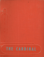 Page 1, 1947 Edition, Hayes Center High School - Cardinal Yearbook (Hayes Center, NE) online yearbook collection