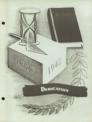 Page 3, 1947 Edition, Hayes Center High School - Cardinal Yearbook (Hayes Center, NE) online yearbook collection