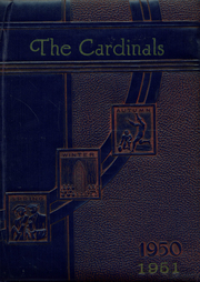 1951 Edition, Hayes Center High School - Cardinal Yearbook (Hayes Center, NE)