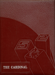 1952 Edition, Hayes Center High School - Cardinal Yearbook (Hayes Center, NE)