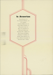Page 11, 1932 Edition, University of the Pacific - Naranjado Yearbook (Stockton, CA) online yearbook collection