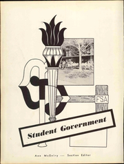 Page 11, 1950 Edition, University of the Pacific - Naranjado Yearbook (Stockton, CA) online yearbook collection