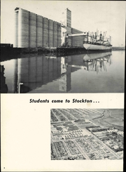 Page 14, 1957 Edition, University of the Pacific - Naranjado Yearbook (Stockton, CA) online yearbook collection