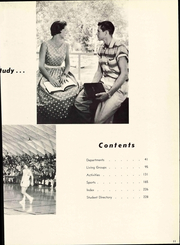 Page 17, 1957 Edition, University of the Pacific - Naranjado Yearbook (Stockton, CA) online yearbook collection