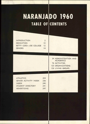 Page 9, 1960 Edition, University of the Pacific - Naranjado Yearbook (Stockton, CA) online yearbook collection