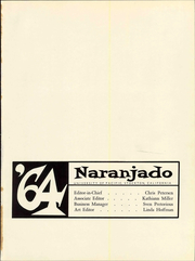 Page 5, 1964 Edition, University of the Pacific - Naranjado Yearbook (Stockton, CA) online yearbook collection