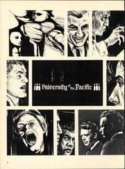Page 6, 1964 Edition, University of the Pacific - Naranjado Yearbook (Stockton, CA) online yearbook collection