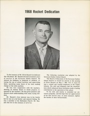 Page 9, 1968 Edition, Syracuse High School - Rocket Yearbook (Syracuse, NE) online yearbook collection
