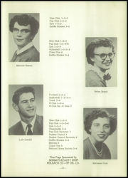 Page 13, 1955 Edition, Wolbach High School - Mustang Yearbook (Wolbach, NE) online yearbook collection