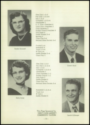 Page 14, 1955 Edition, Wolbach High School - Mustang Yearbook (Wolbach, NE) online yearbook collection