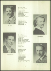 Page 15, 1955 Edition, Wolbach High School - Mustang Yearbook (Wolbach, NE) online yearbook collection