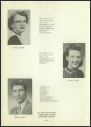 Page 16, 1955 Edition, Wolbach High School - Mustang Yearbook (Wolbach, NE) online yearbook collection