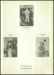 Page 9, 1955 Edition, Wolbach High School - Mustang Yearbook (Wolbach, NE) online yearbook collection