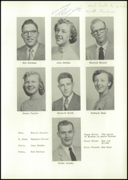 Page 13, 1955 Edition, Benedict High School - Eagle Yearbook (Benedict, NE) online yearbook collection