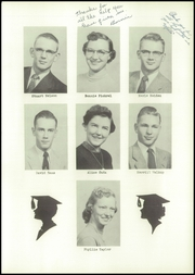 Page 15, 1955 Edition, Benedict High School - Eagle Yearbook (Benedict, NE) online yearbook collection