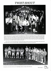 Page 11, 1987 Edition, Prague High School - Panther Yearbook (Prague, NE) online yearbook collection