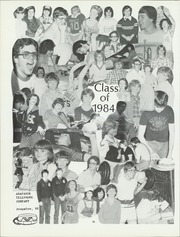 Page 14, 1983 Edition, Holbrook High School - Hornet Yearbook (Holbrook, NE) online yearbook collection