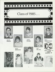 Page 15, 1983 Edition, Holbrook High School - Hornet Yearbook (Holbrook, NE) online yearbook collection
