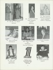 Page 8, 1983 Edition, Holbrook High School - Hornet Yearbook (Holbrook, NE) online yearbook collection