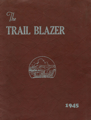 1945 Edition, Melbeta High School - Trail Blazer Yearbook (Melbeta, NE)