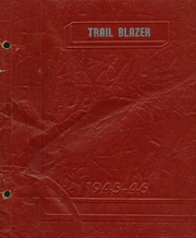 1946 Edition, Melbeta High School - Trail Blazer Yearbook (Melbeta, NE)