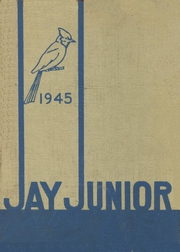 1945 Edition, Creighton Preparatory School - Jay Junior Yearbook (Omaha, NE)