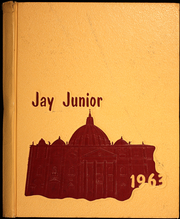 1963 Edition, Creighton Preparatory School - Jay Junior Yearbook (Omaha, NE)